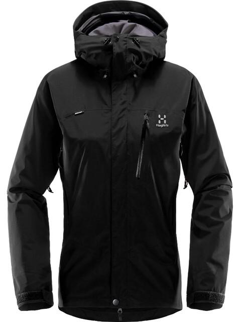 Haglöfs W's Astral Jacket True Black